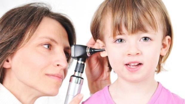 mal d'orecchi nel trattamento dei bambini