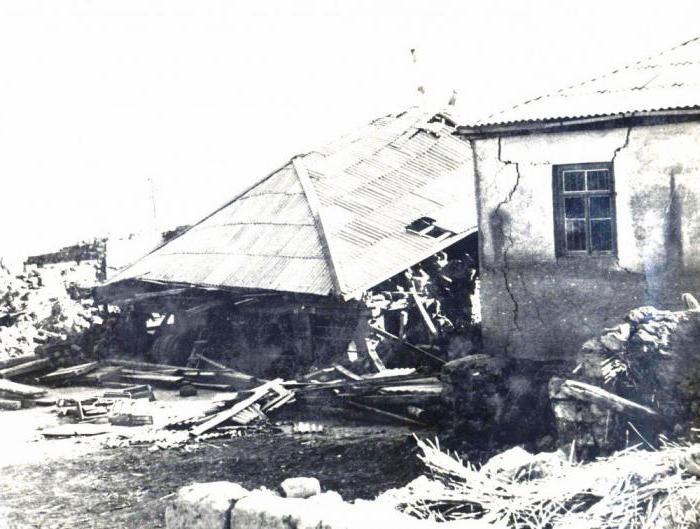 земљотресима у Дагестану