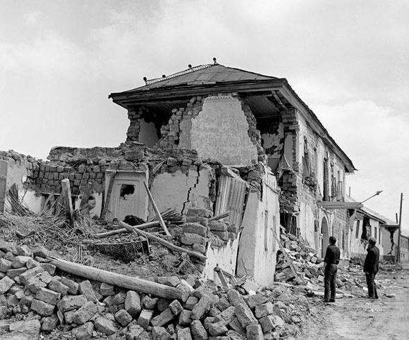 земљотрес у дагестану 1970