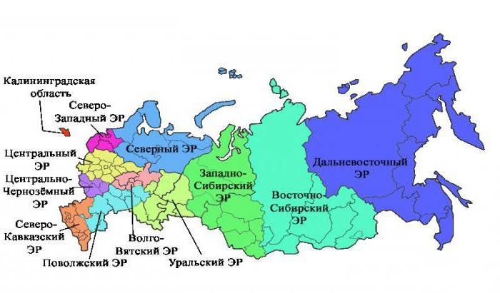 regione economica est siberiana
