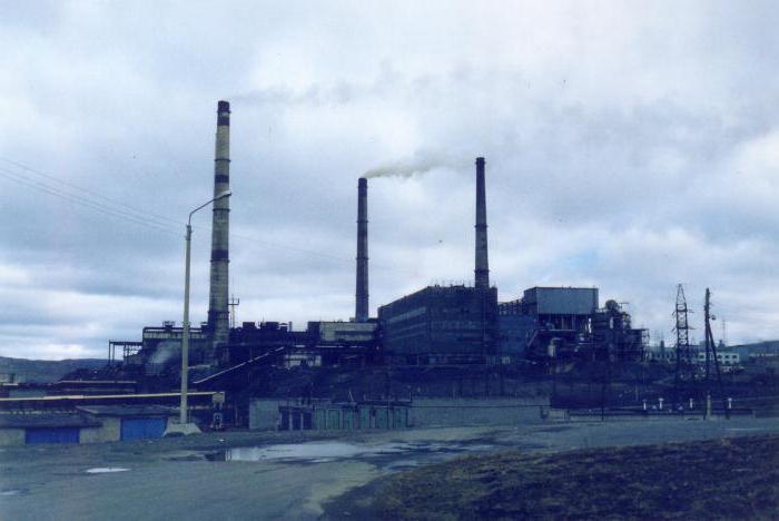 problemi della regione economica della Siberia orientale