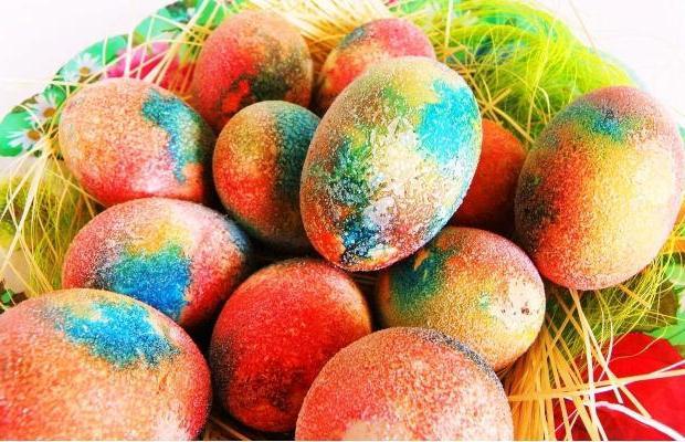 Wielkanocne rękodzieło z własnymi rękami na Wielkanoc