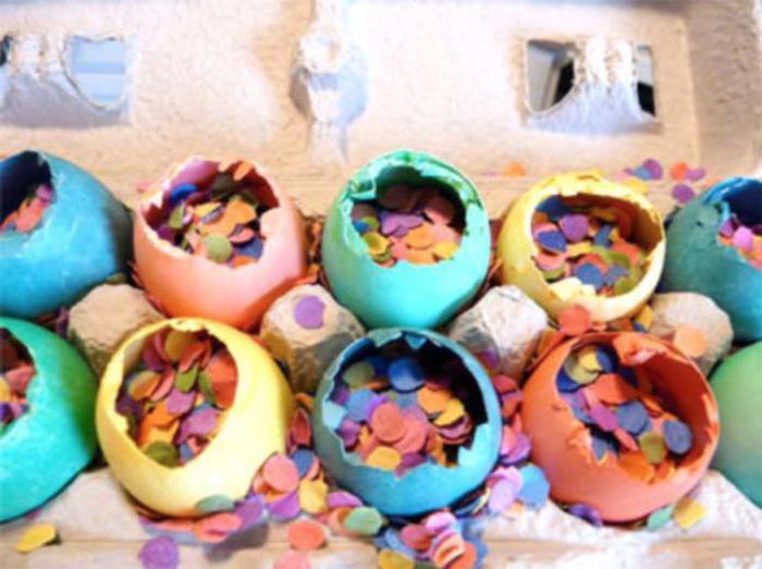 decorazione di Pasqua fai da te master class
