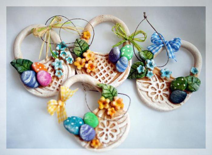 idee di decorazione di Pasqua fai-da-te