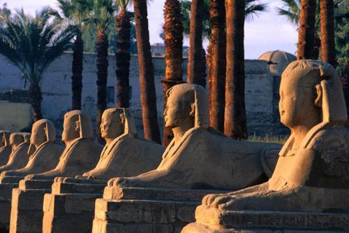 Египет Луксор