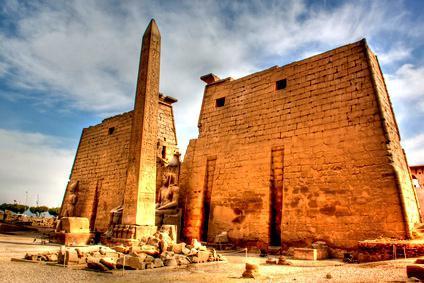 Снимки на Луксор в Египет