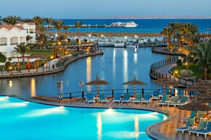 Resort in Egitto  descrizione