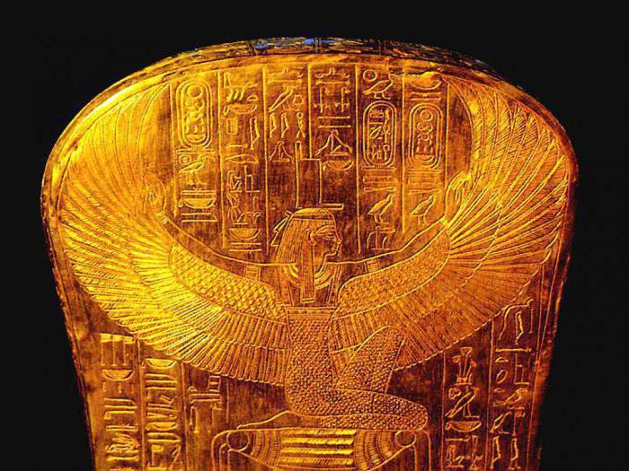 древна египатска богиња исис