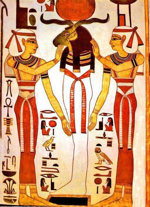 муж египатске божице исис