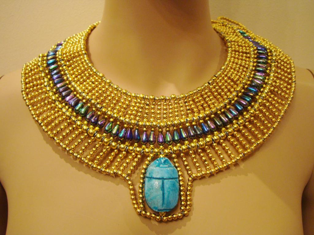 collane egiziane
