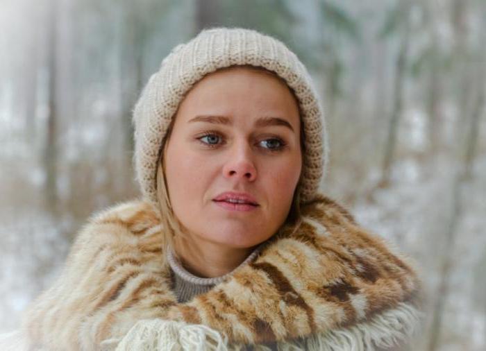 filmografia dell'attrice Catherine Kuznetsova