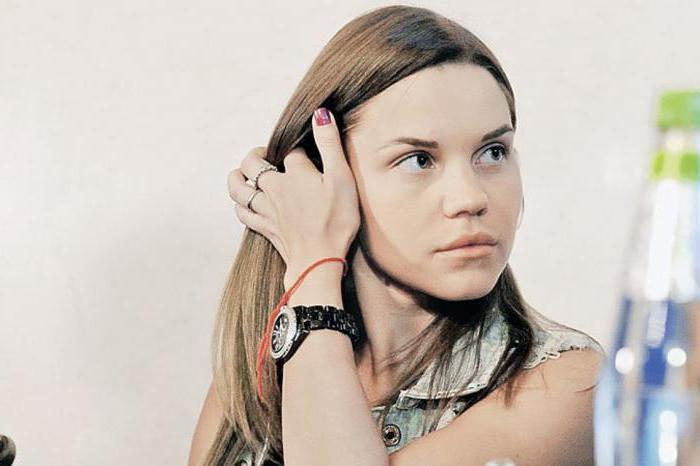 Катрин Сафронова снимка