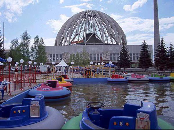 Екатеринбургски цирк