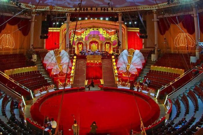 Новогодишни представления в цирк Екатеринбург