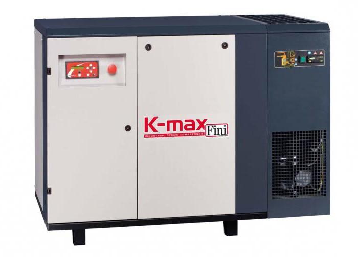 kompresor pneumatického kompresoru s klasickým pístovým koaxiálním olejem
