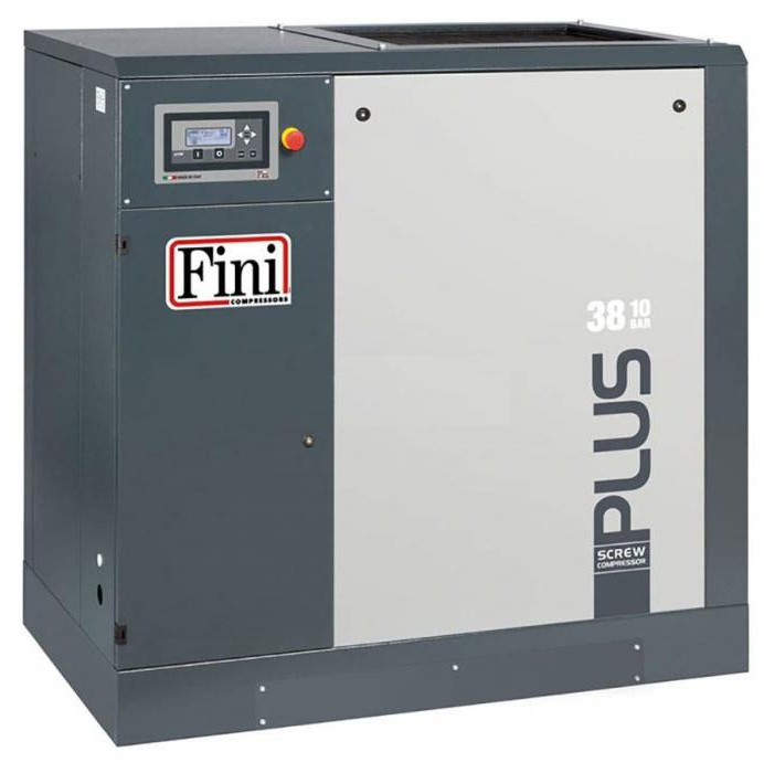 380v profesionální elektrický šroubový vzduchový kompresor