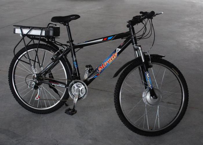 kit per bici elettrica dalla Cina