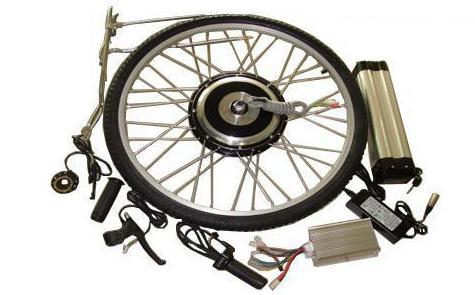 Kit di conversione bici