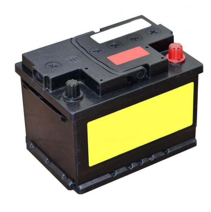 Elettrolita batteria