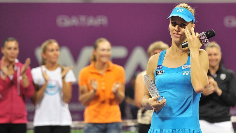 Elena Dementieva se oprašta od sporta