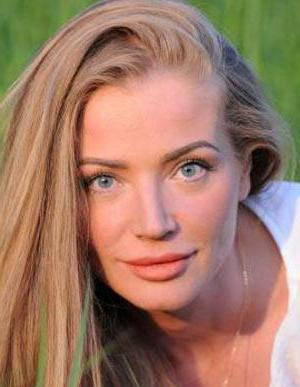 Attrice Elena Kalinina