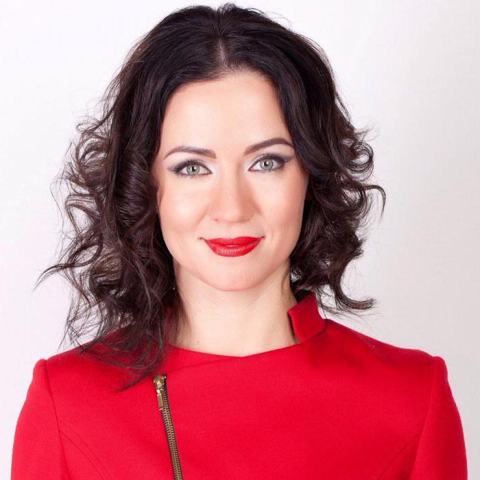 Ministar kulture Krasnoyarsk Territory Elena Mironenko