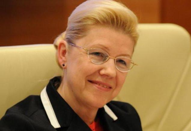 Mizulina Elena Borisovna