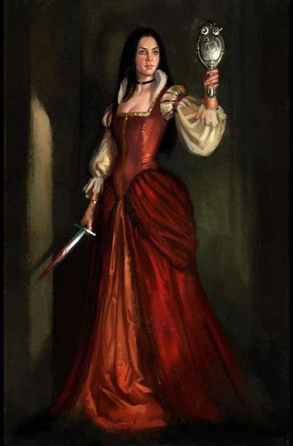 lady elizabeth battor
