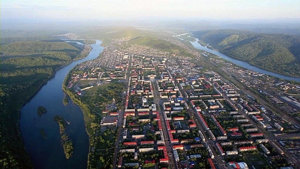 Mezhdurechensk, mesto otroštva Elmira