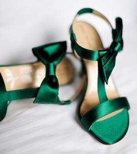 Co dám smaragdové svatbě