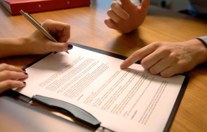 pogodba o polni odgovornosti