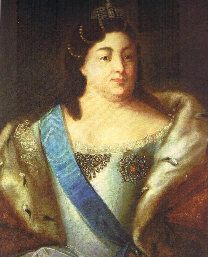 Царица Анна Иоанновна