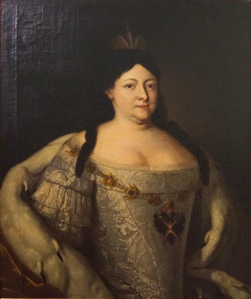 Руска царица Анна Иоанновна