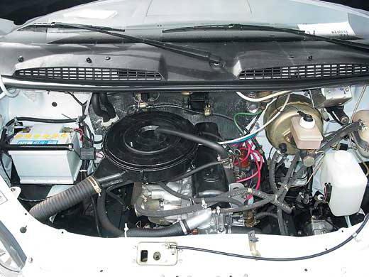 406 injektor motora