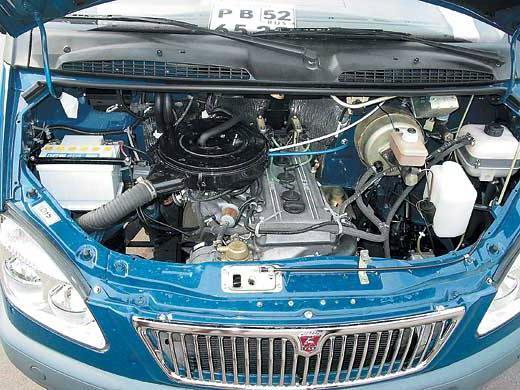 406 karburator motora