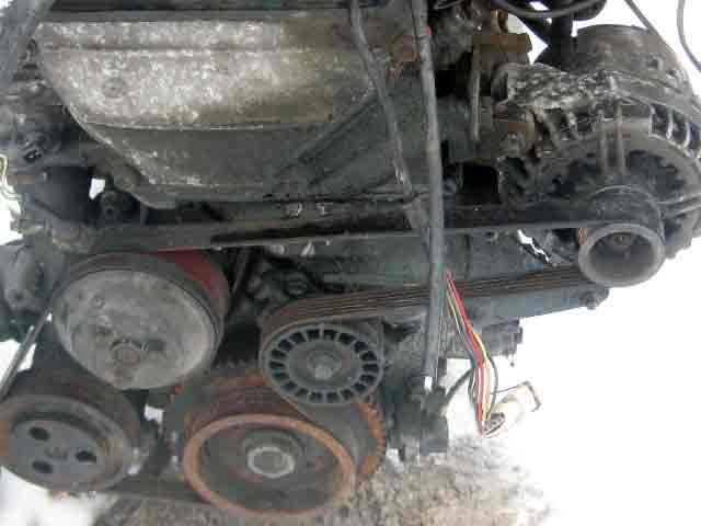 Volga 406 motor
