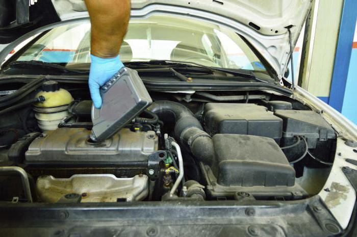 oczyszczacz silnika benzynowego