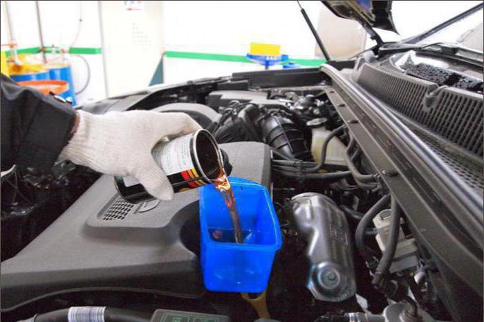 Oczyszczacze silników spalinowych
