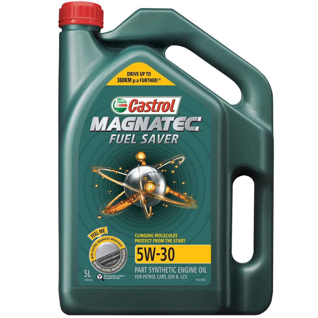 dekodowanie oleju silnikowego 5w30