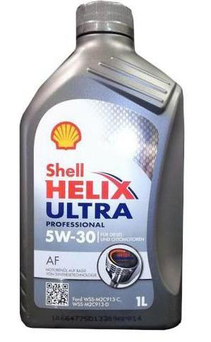 Shell Helix Ultra Professional 5w 40