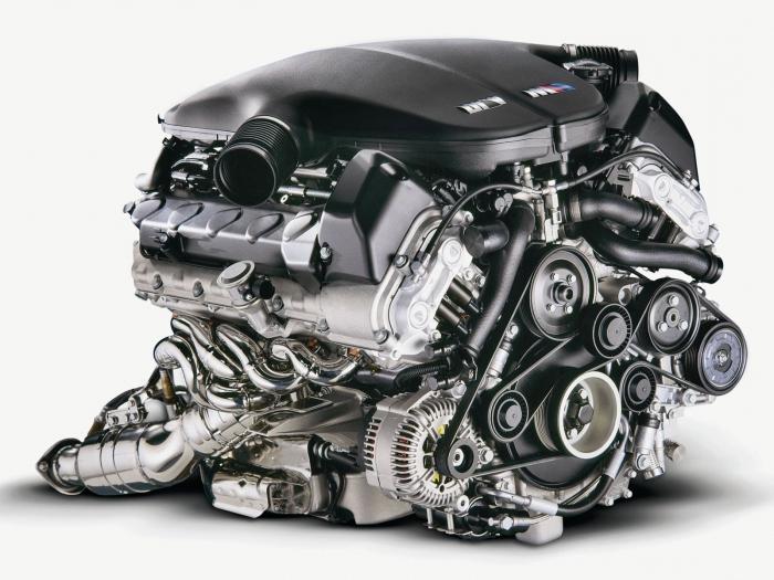 La capacità del motore è