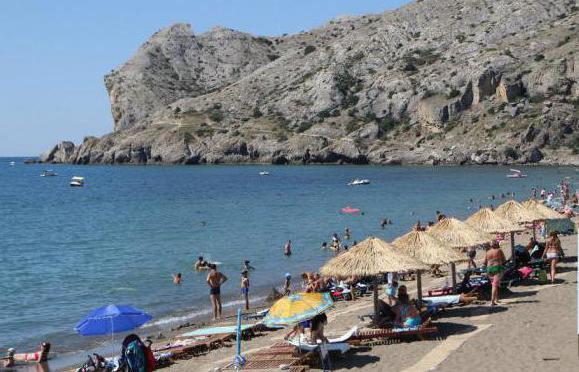 plaža z Sudak