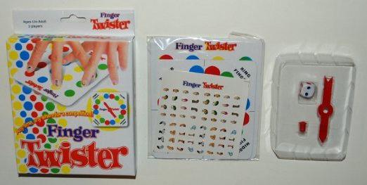 Pravila igre Twister