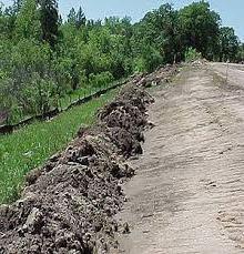 nadzor erozije