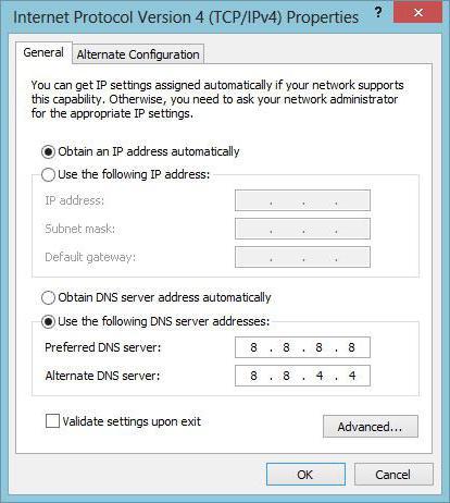 DNS sonda nije završila internetsku pogrešku