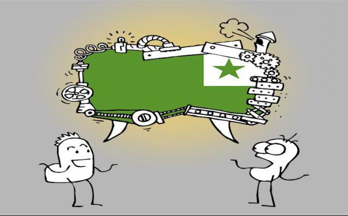 Esperanto što je to
