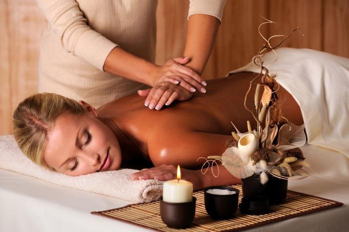етерични масла за масаж