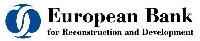 Европейска банка за възстановяване и развитие