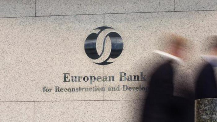 Banca europea per la ricostruzione e gli obiettivi di sviluppo