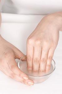Europejski manicure
